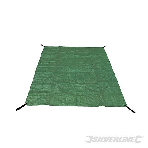 Silverline Garden Tip Sheet 2 x 2m